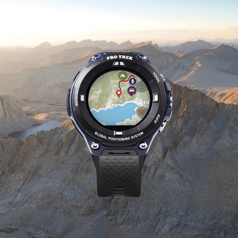 Casio пополнила модельный ряд умных часов Pro Trek1