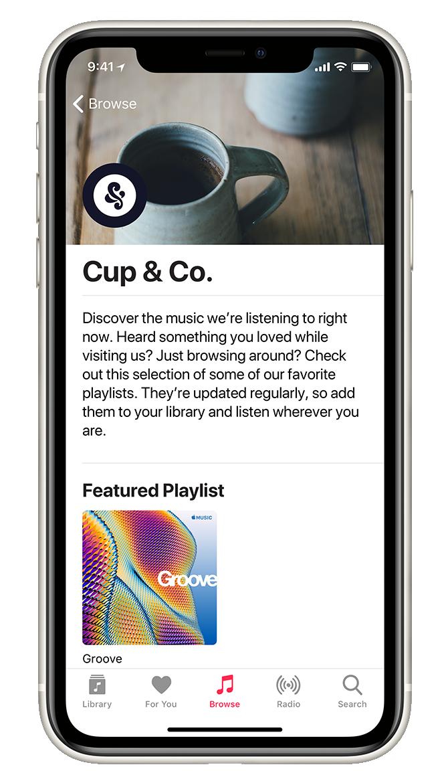 Apple Music for Business: подписка для магазинов и ресторанов2