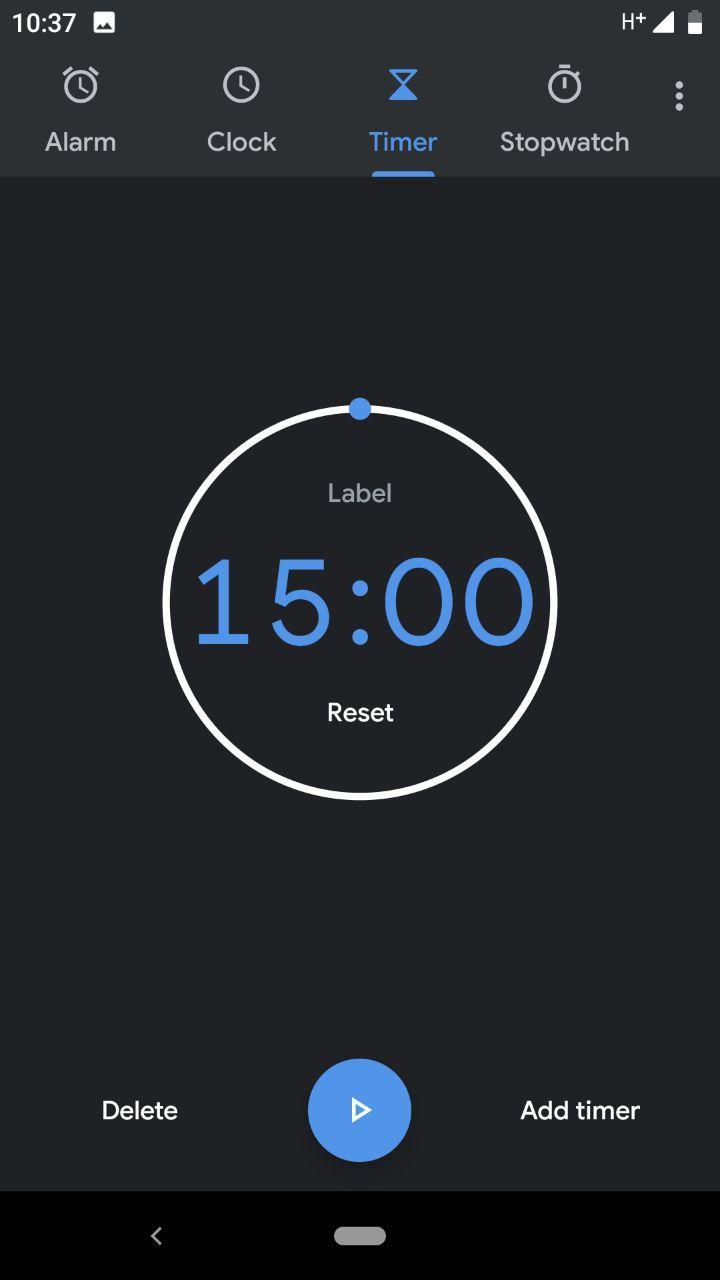 «Google Часы» 6.0 получили новый дизайн3