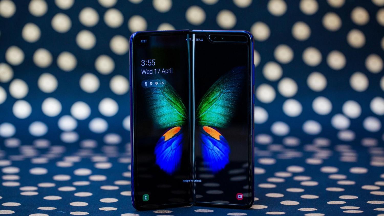 Цена и дата выхода Samsung Galaxy Fold в России
