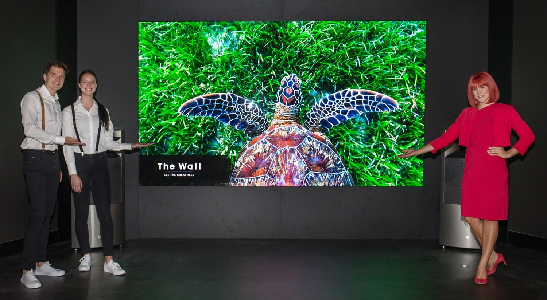 Samsung на IFA 2018: 8K TV, SmartThings и бытовая техника2