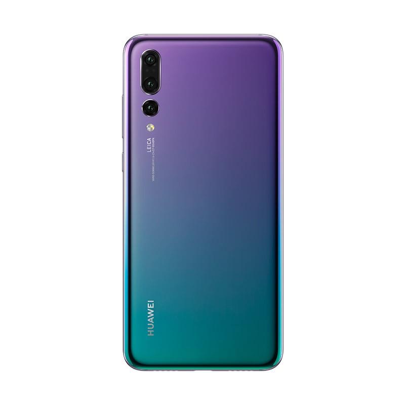 Сумеречная расцветка Huawei P20 Pro появилась в России2