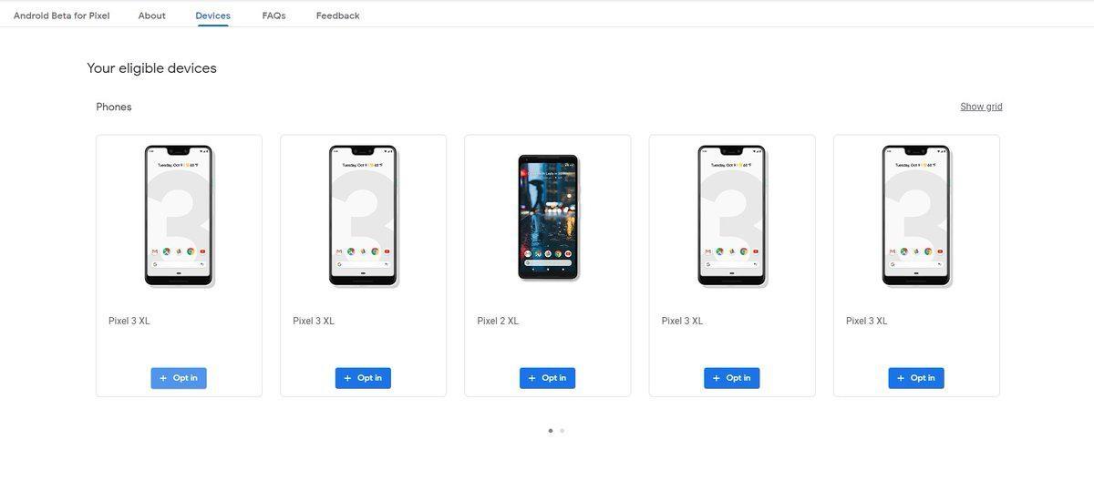 Как обновить Google Pixel до Android Q?1