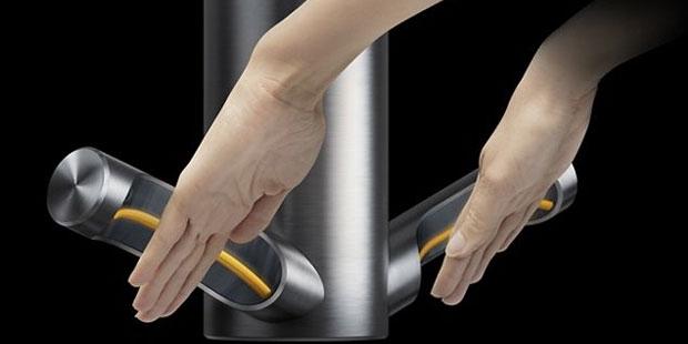 Dyson сушилка для рук ab12 eu snk дайсон в киеве