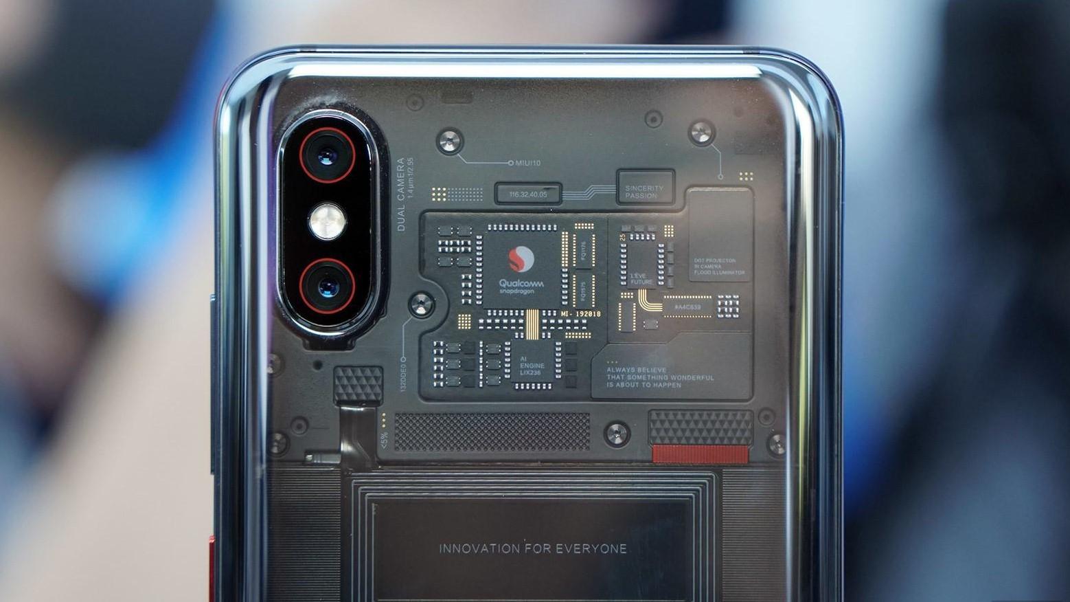 Продажи Xiaomi Mi 8 Exporer Edition начнутся 24 июля