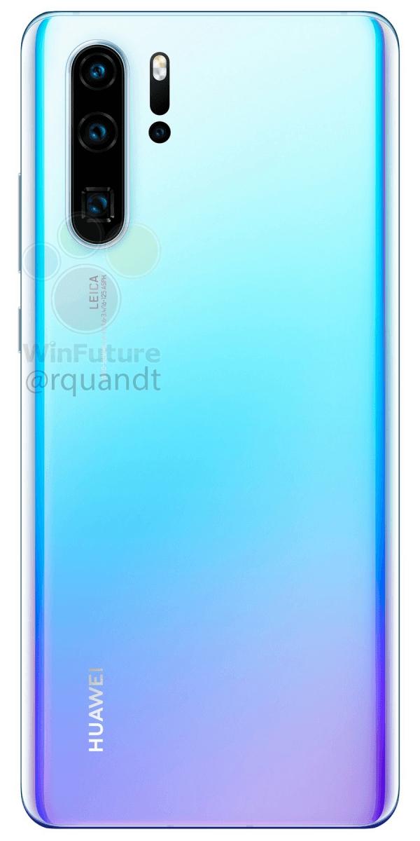 Полные характеристики Huawei P30 и P30 Pro до анонса8