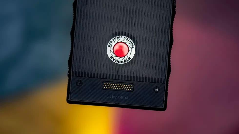 Основатель RED подтвердил выпуск смартфона Hydrogen Two