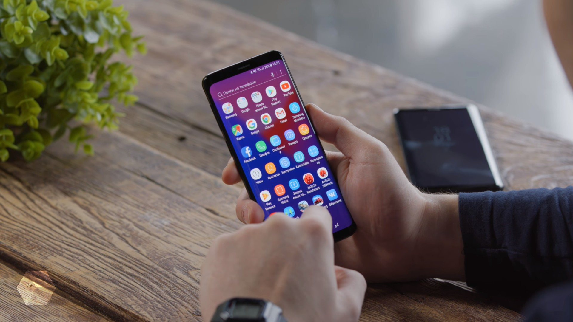 Samsung Galaxy S9, S9+ и Note 9 получат Android Pie в январе