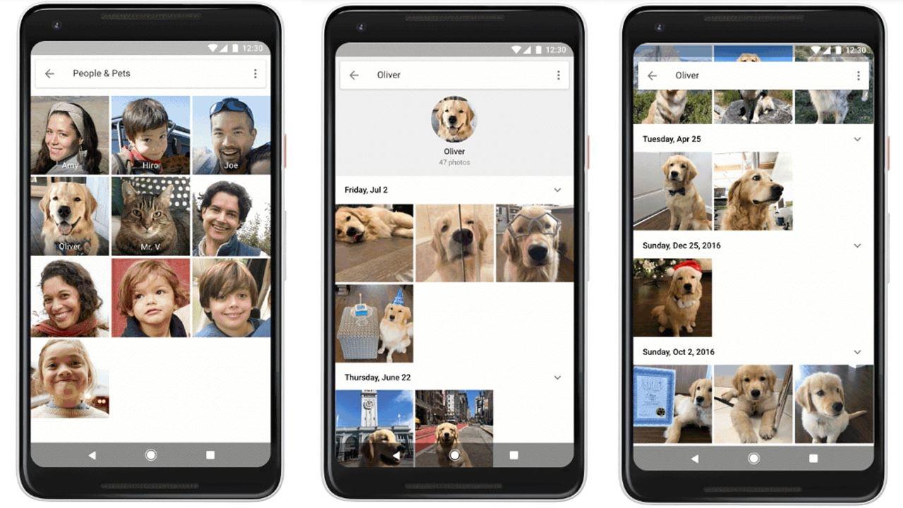 Сервис Google по распознаванию лиц на фотографиях стал доступен в России1