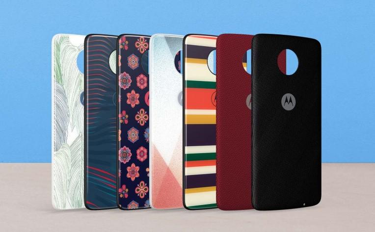 Motorola анонсировала крышки Moto Mods из стекла Gorilla Glass 51
