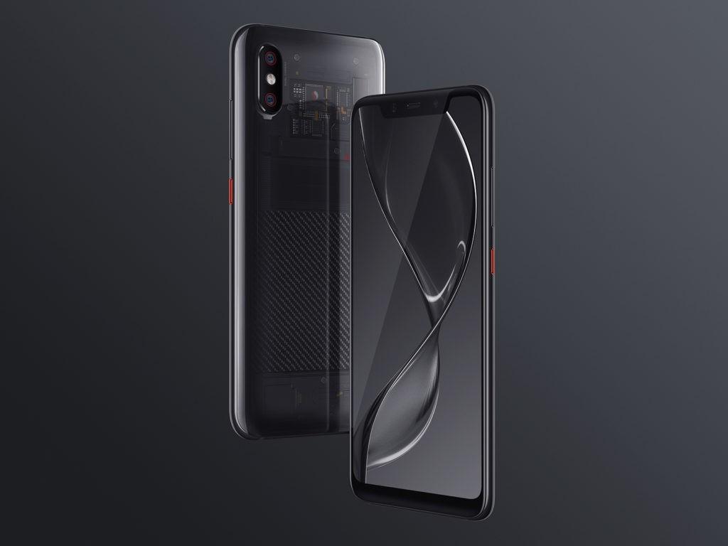 Xiaomi представила линейку смартфонов Mi 817