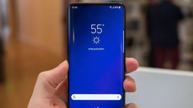 Первые подробности о Samsung Galaxy S10
