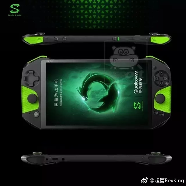 Так будет выглядеть конкурент Razer Phone от Xiaomi1