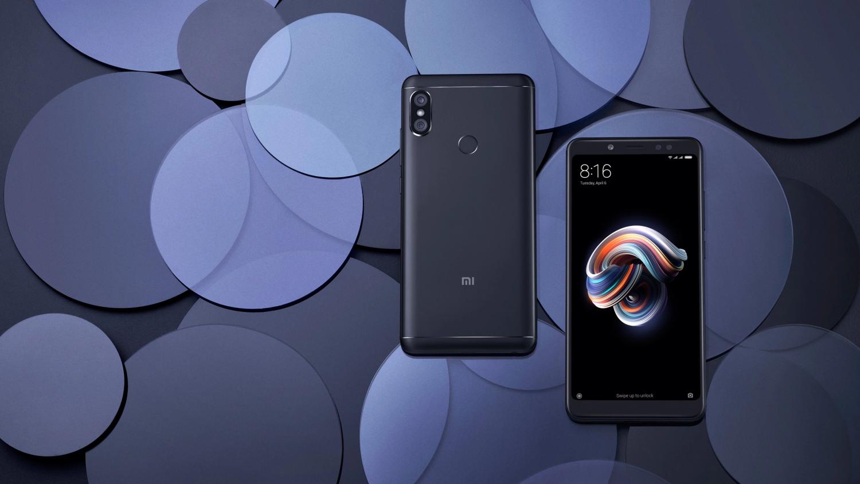 Две новинки Xiaomi — Redmi Note 5 и 5 Pro5