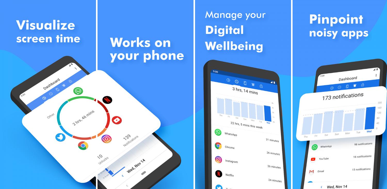 ActionDash заменит Digital Wellbeing на любом смартфоне1