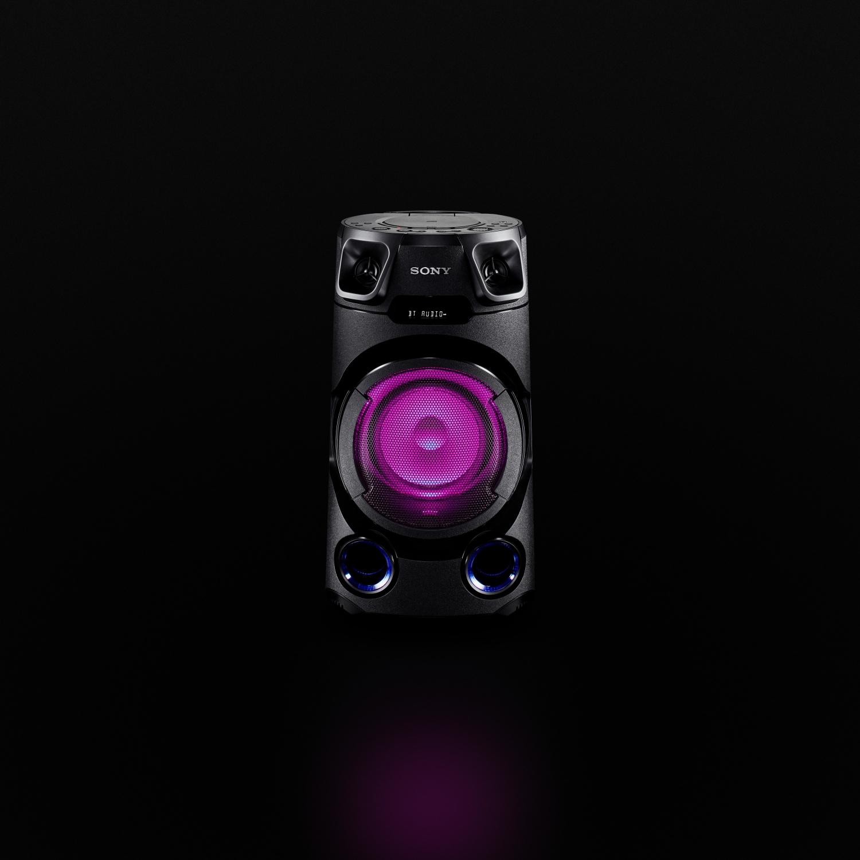 Sony представила четыре моноблочные аудиосистемы для вечеринок6