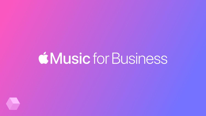 Apple Music for Business: подписка для магазинов и ресторанов