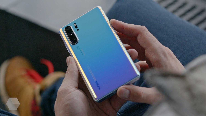 Первый взгляд на Huawei P30 и P30 Pro6