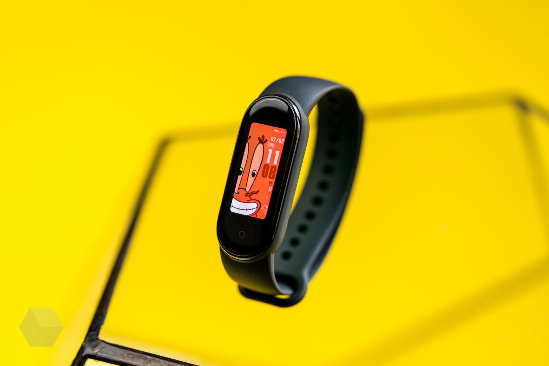 Обзор Xiaomi Mi Band 5: неужели снова топ?6