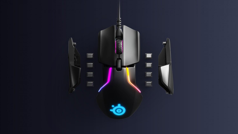SteelSeries представила игровую мышь с двумя оптическими сенсорами2