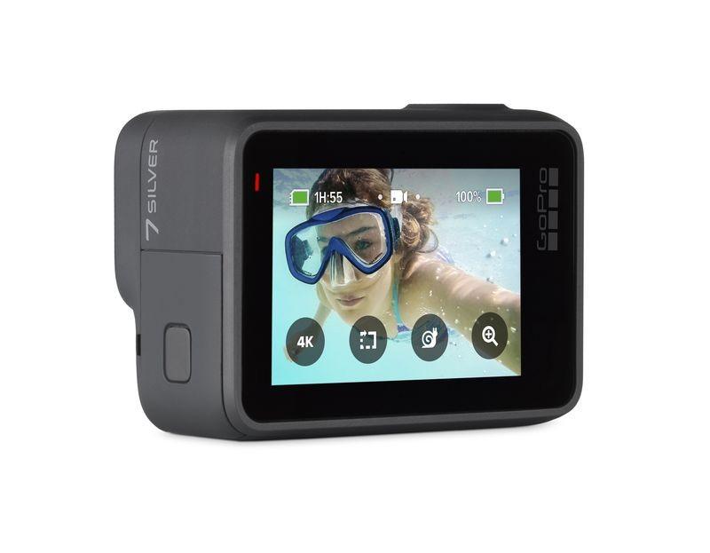 GoPro представила Hero 7 в трёх версиях5