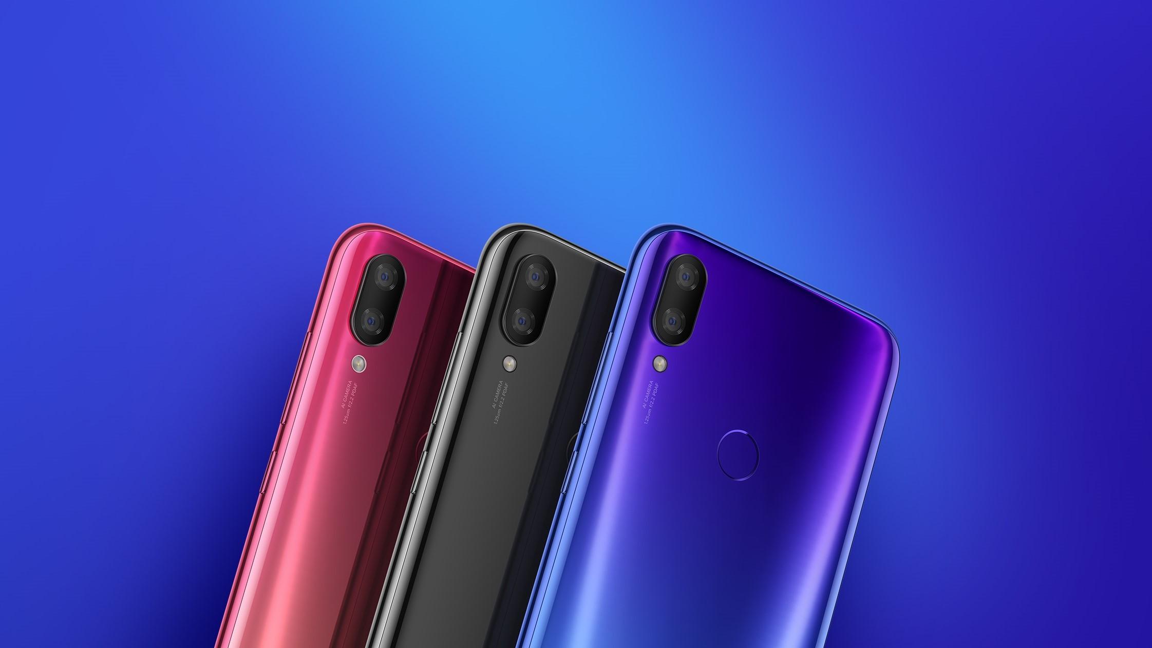 Xiaomi Mi Play: MediaTek Helio P35 и дисплей 5,84 дюйма за 160 долларов