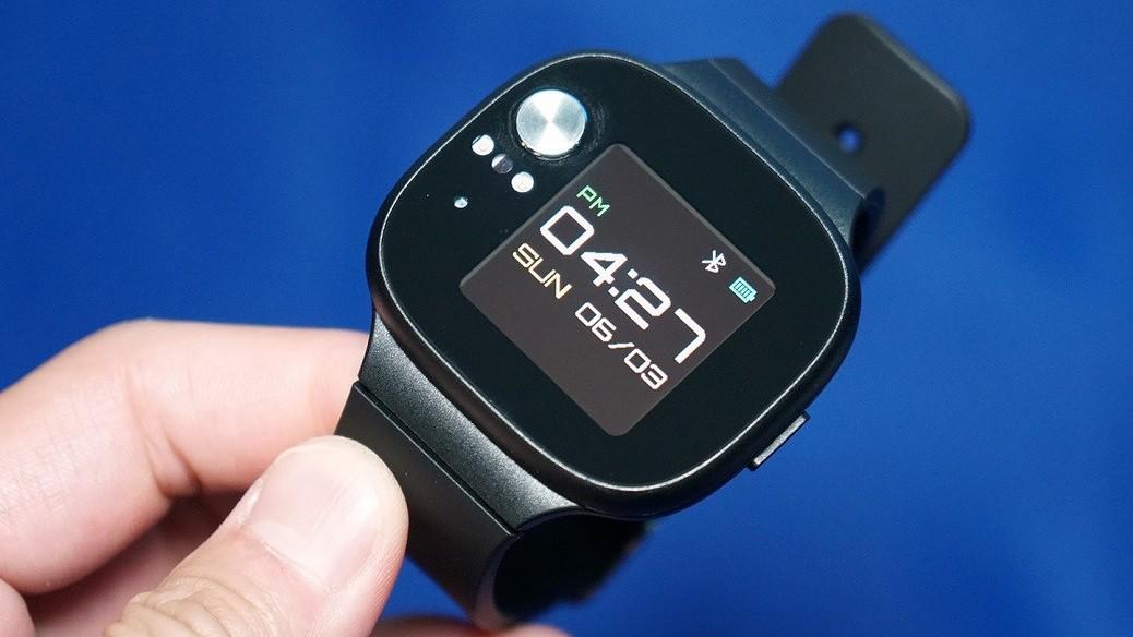 Умные часы от ASUS для измерения кровяного давления