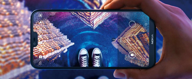 Представлена версия Nokia X6 с Android One1