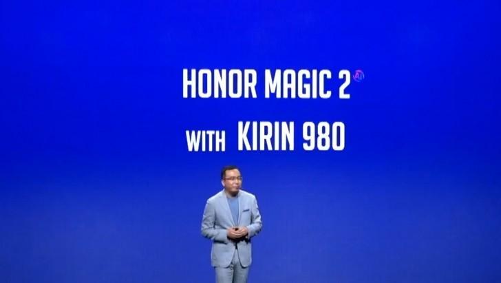 Huawei готовит Honor Magic 2 с Kirin 9802