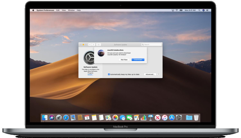 Как установить публичные бета-версии iOS 13, iPadOS, macOS Catalina