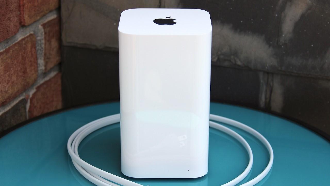 Apple прекращает производство роутеров AirPort