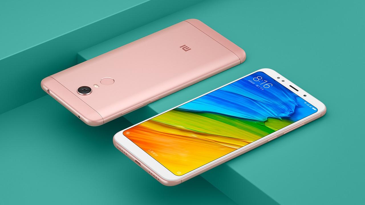 Xiaomi анонсировала начало продаж Redmi 5 и 5 Plus2