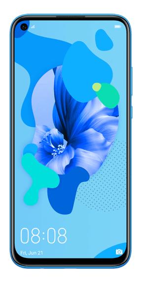 Официальные рендеры Huawei P20 Lite 2019 с отверстием в дисплее4