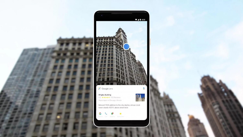 Приложение камеры Xiaomi в MIUI 10 получит Google Lens