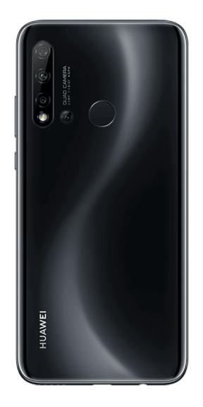 Официальные рендеры Huawei P20 Lite 2019 с отверстием в дисплее5