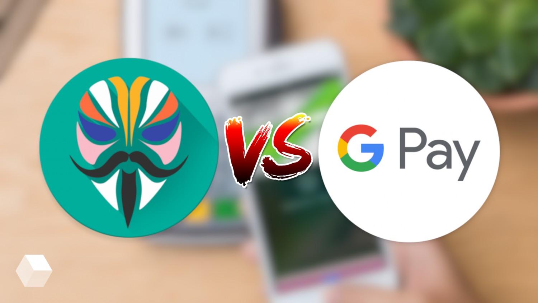 Как восстановить работу Google Pay при установленном Magisk