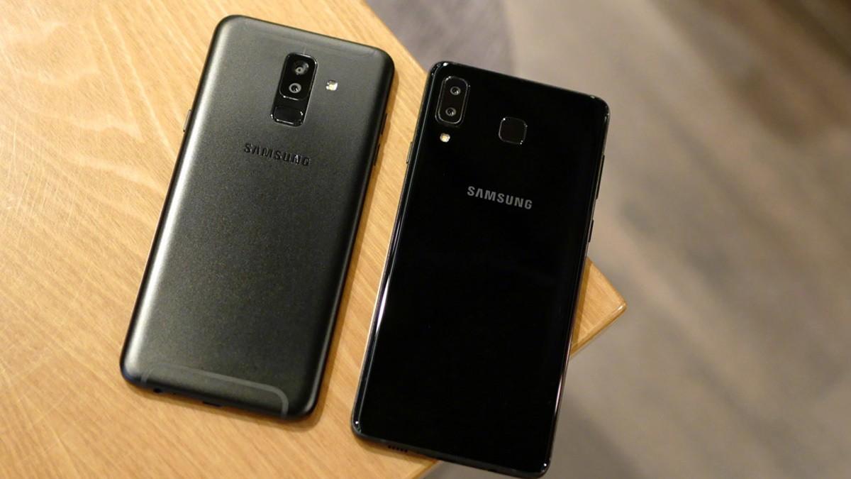 Samsung представила Galaxy A9 Star и A9 Star Lite