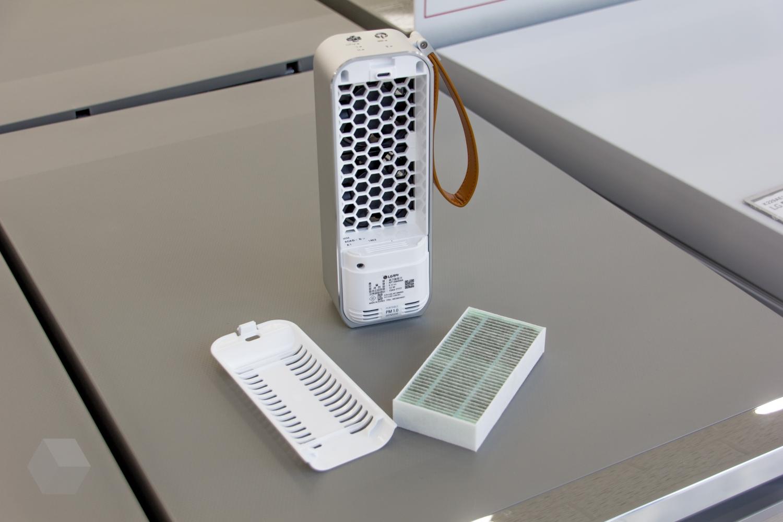Очиститель воздуха LG PuriCare Mini. Чистый воздух там, где ты7