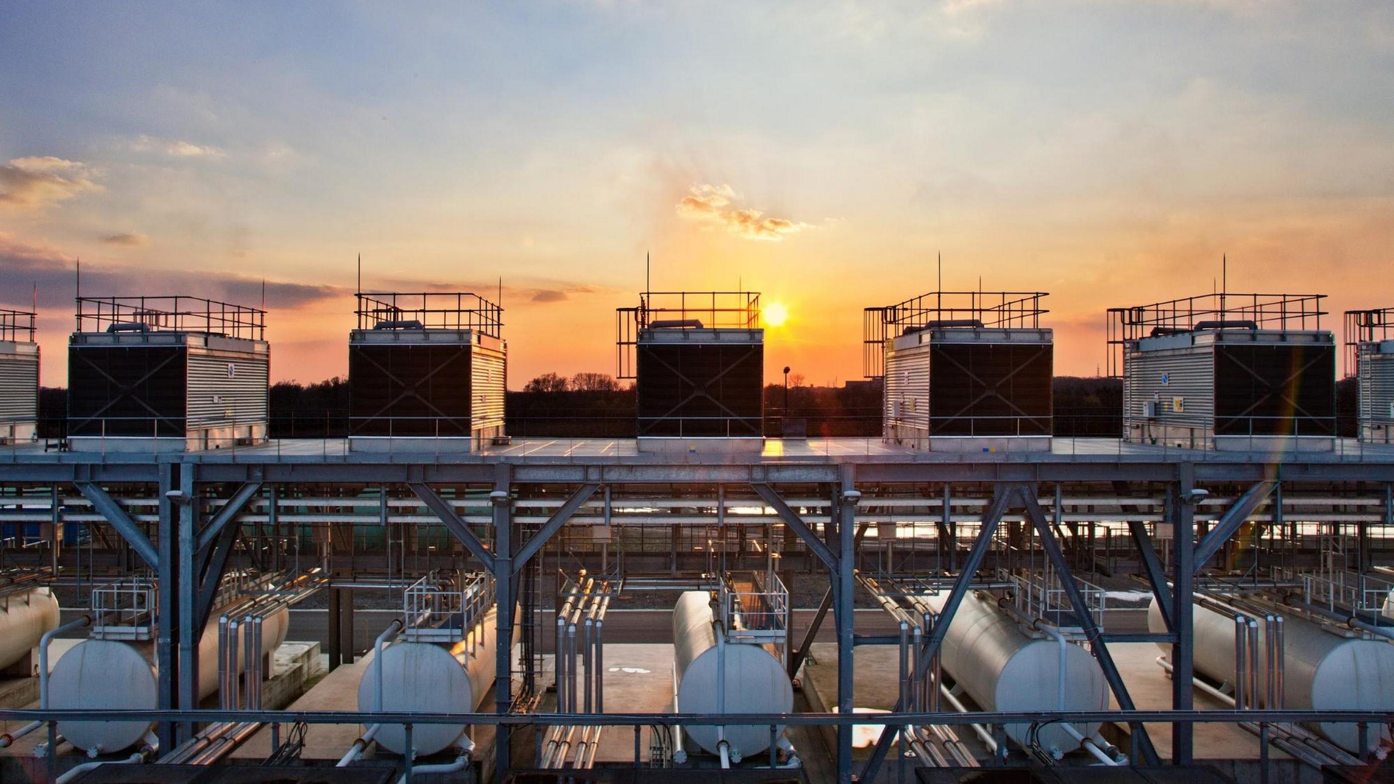Google производит больше чистой энергии, чем потребляет