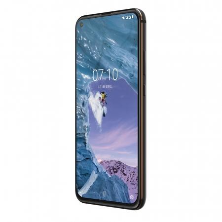 Nokia X71: с отверстием в дисплее и тройной камерой3