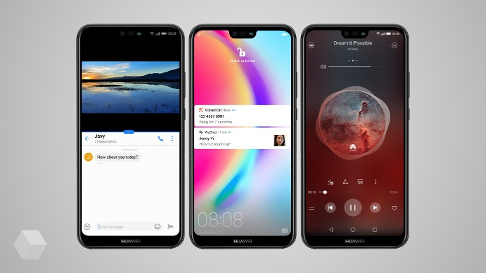 Huawei представила P20 Lite и объявила российский старт продаж P20 и P20 Pro1