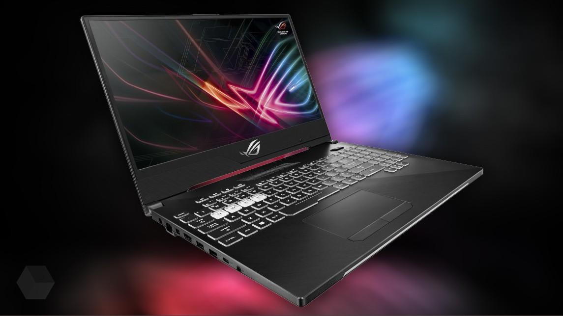 Asus представила два игровых ноутбука для MOBA и шутеров