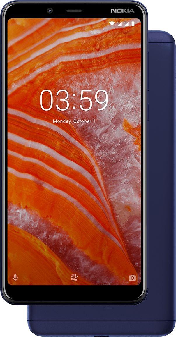 Nokia 3.1 Plus — cамый доступный в линейке с двумя камерами1