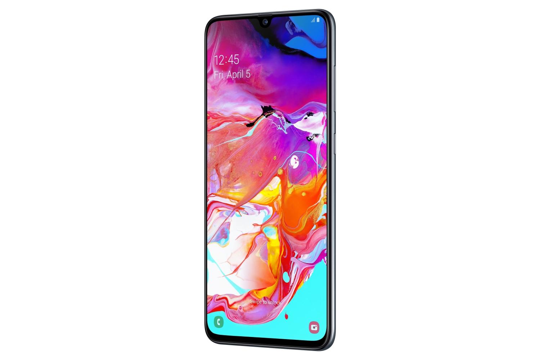 Samsung представила смартфоны Galaxy A40 и A708