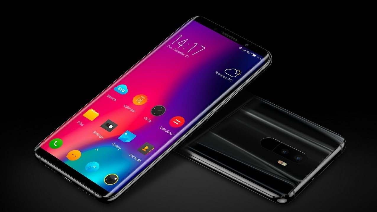 Elephone U Pro — Samsung Galaxy S9 за 350 долларов