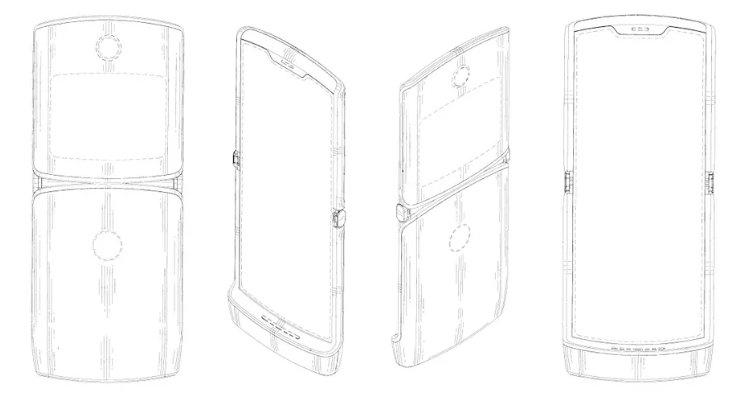 Появились характеристики складного Motorola RAZR 20191