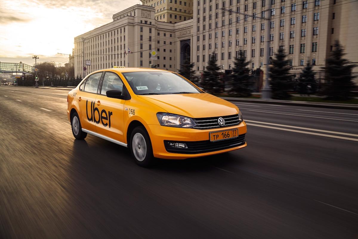 Uber в России отключит международное приложение и выпустит местное6