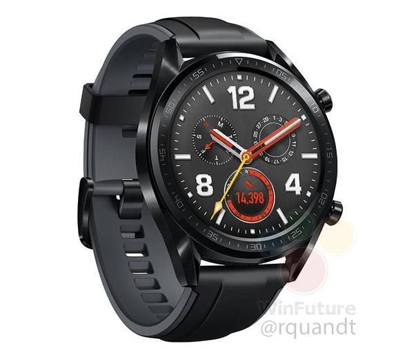 Huawei откажется от Wear OS в Watch GT1