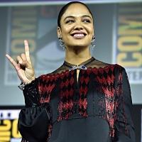 Фото с презентации Marvel в рамках Comic-Con26