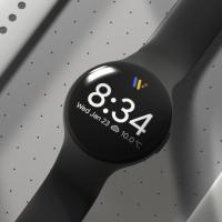 Концепт Google Pixel Watch: минимализм и «Ассистент»2